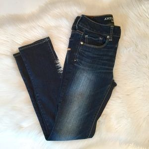 American Eagle Skinny Jeans, 2 Short